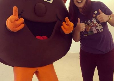 Me and Mr Fruchoc