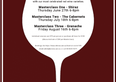 Red Wine Masterclass