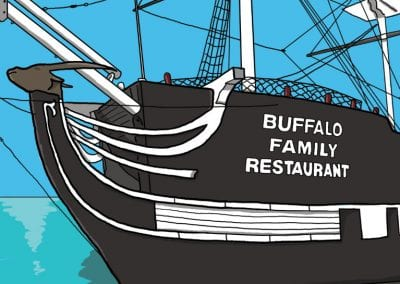 Buffalo Family Restaurant