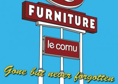LeCornu - Gone But Not Forgotten