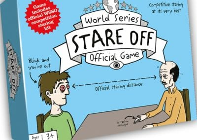 World Series Stare-Off Game - The Fantastic Factory